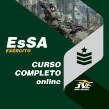 Curso Online Completo Exército (EsSA)