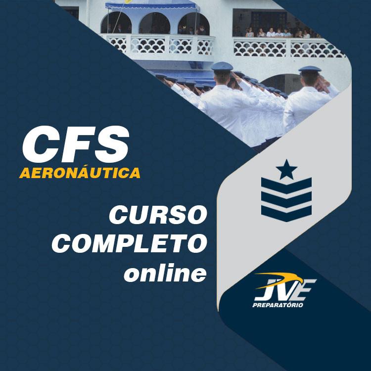 Curso Online Completo Aeronáutica - EEAR (CFS)