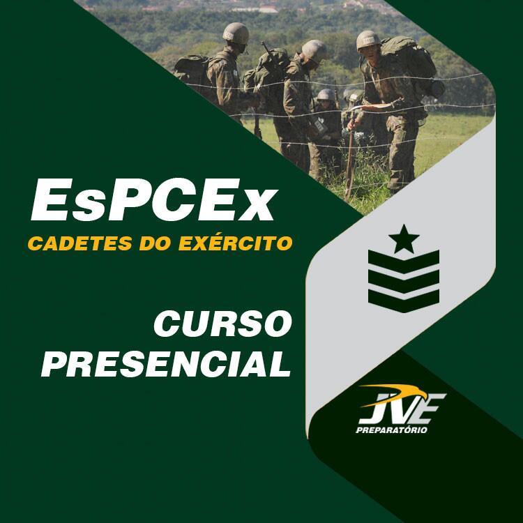 Curso Presencial EsPCEx